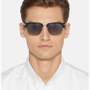 fdd7dffba17 Tom Ford Accessories - Tom Ford Polarized Vintage River Sunglasses